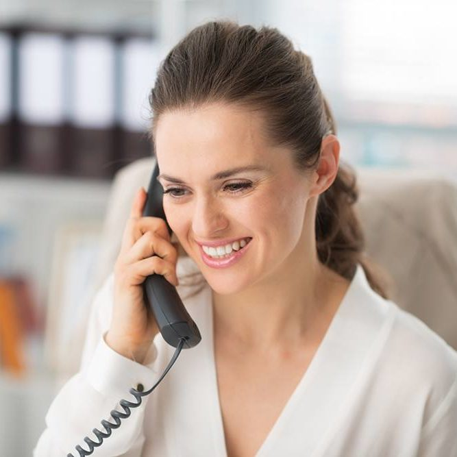 Request a call back for in-house special offers