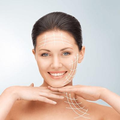 Advanced Vitamin Treatment ( 3 areas) including neck